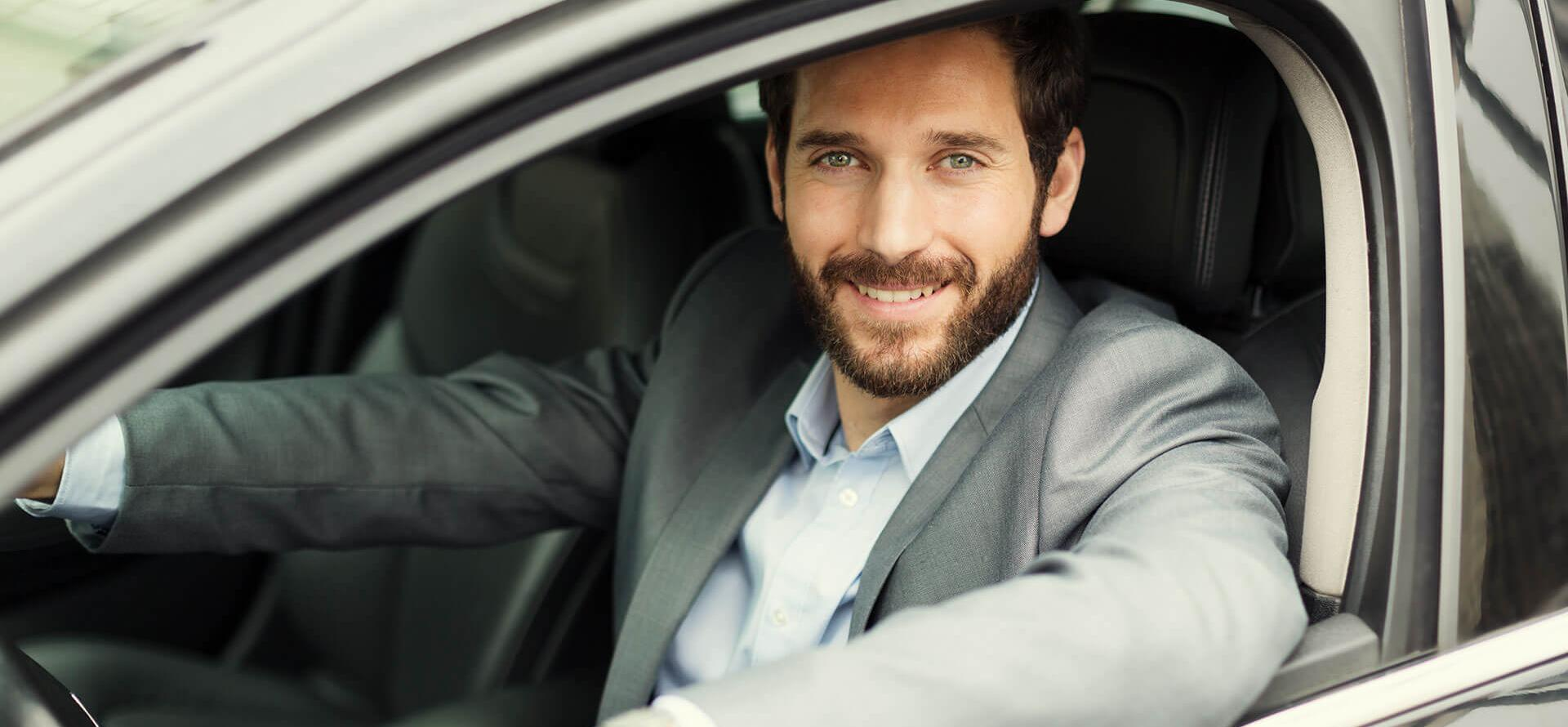 Rental cars for corporate clients
